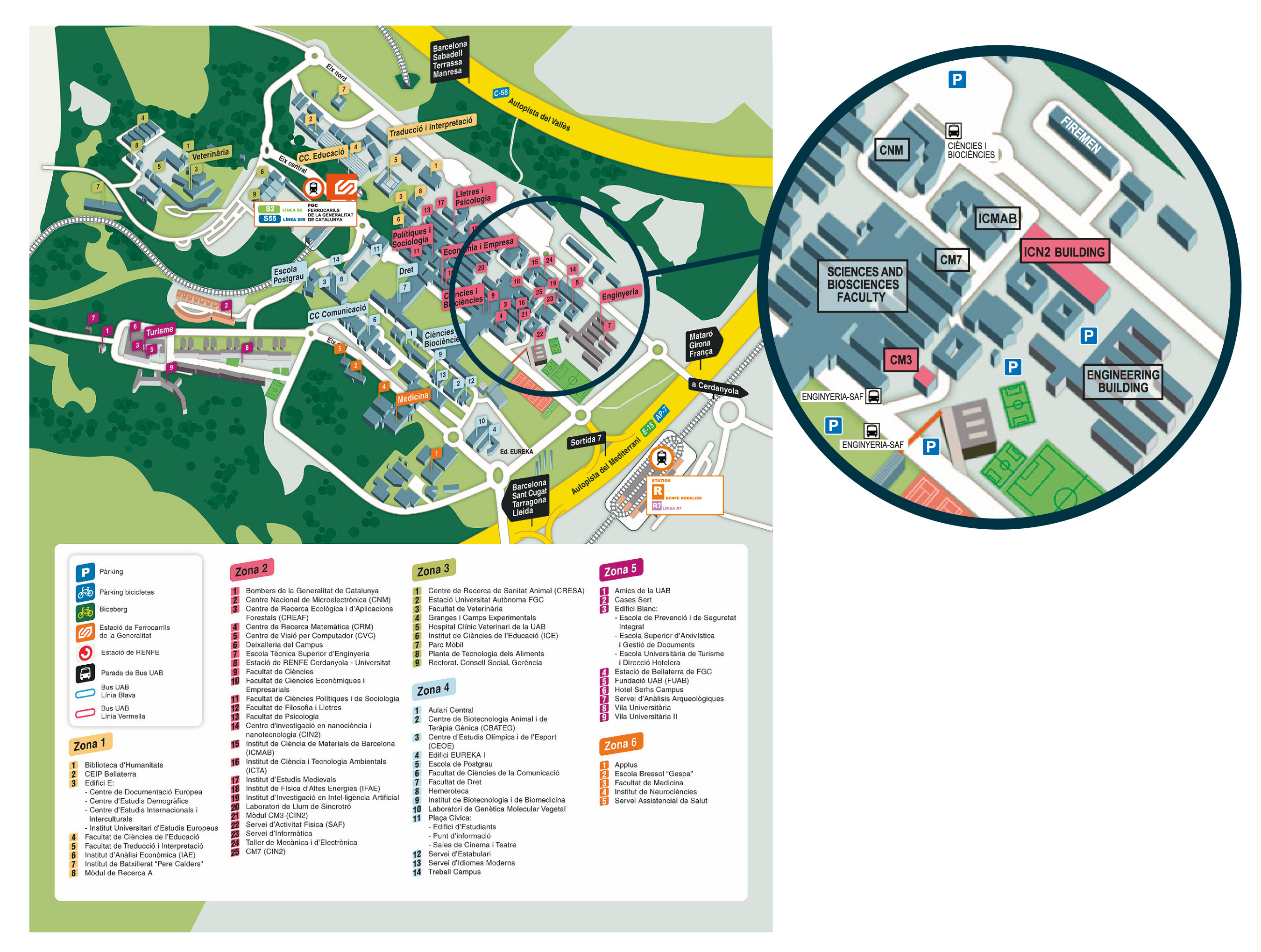 Itineraries_How to arrive_ENG_ICN2-campus-rgb300